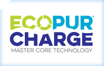 EcoPur Charge Water Purification System Logo