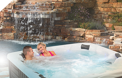 Clarity Hot Tubs by master Spas