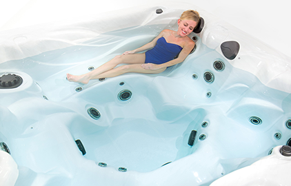 Relieve stress and revive your senses as you are provided with maximum hydrotherapy coverage.