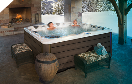 All Master Spas products are energy efficient and will keep your wallet full.