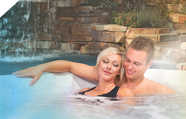 Improve the sleep you get at night with a master spas hot tub