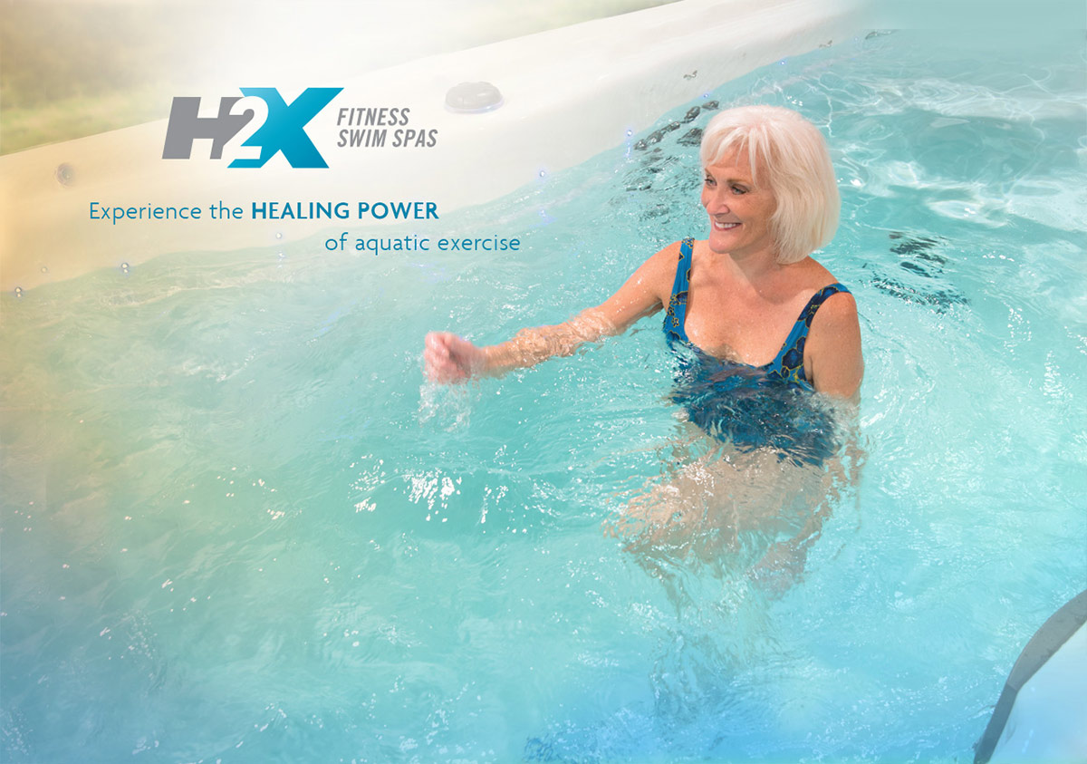 Experience the healing power of aquatic exercise.