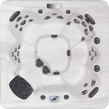 Twilight hot tub Model TS 7.25